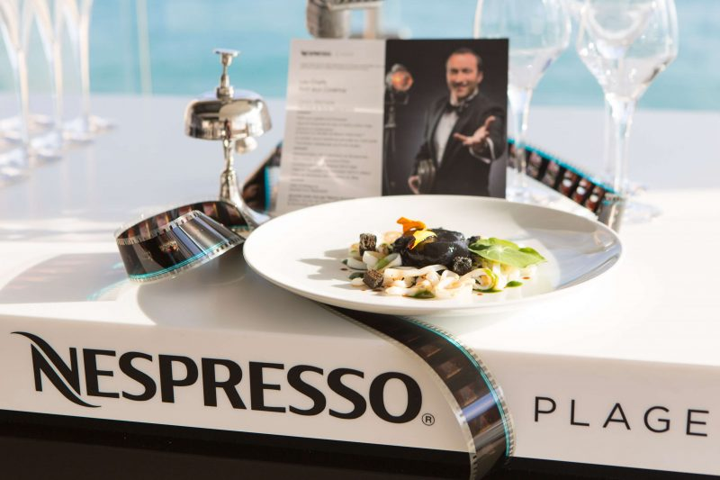 festival de cannes nespresso