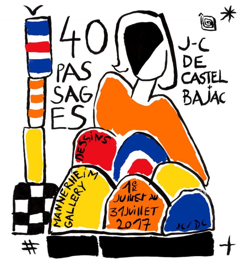 40-passages-jean-charles-castelbajac-affiche