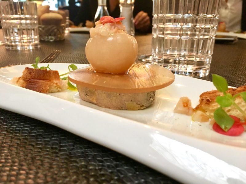decouverte-josefin-hotel-banke-terrine-foie-gras 2