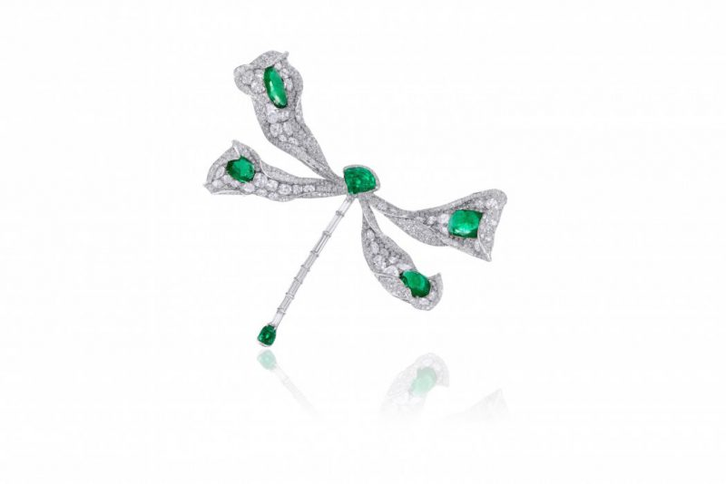 pierres-precieuses-plus-rares-cindy-chao-emerald-dragonfly-brooch