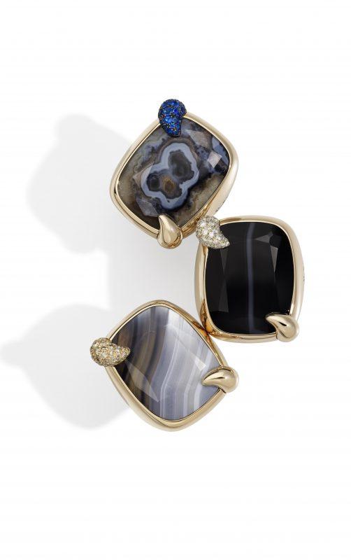 pomellato-50-ans-dun-style-unique-Ritratto-rings 1