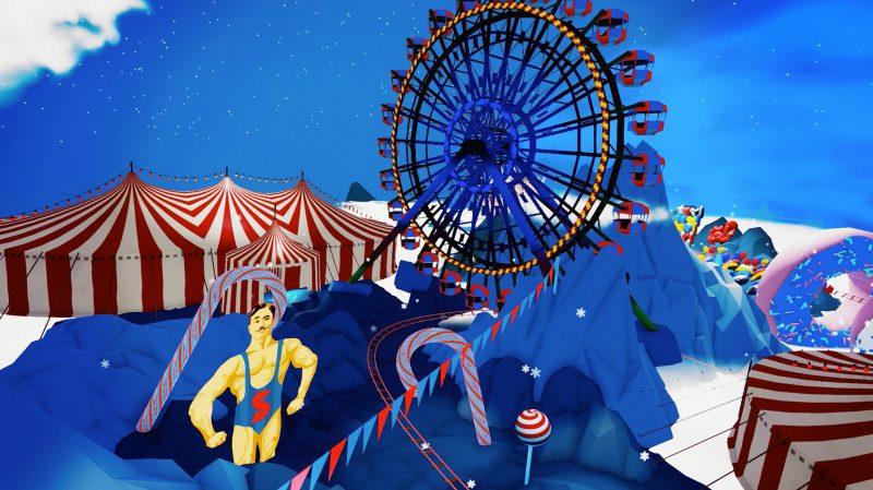 noel-spectacular-galeries-lafayette-rollercoaster 3