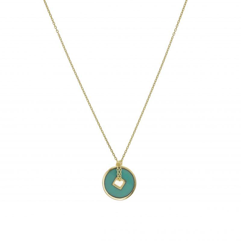 bali-autour-cou-avec-talismans-chanceux-liba-laque-turquoise