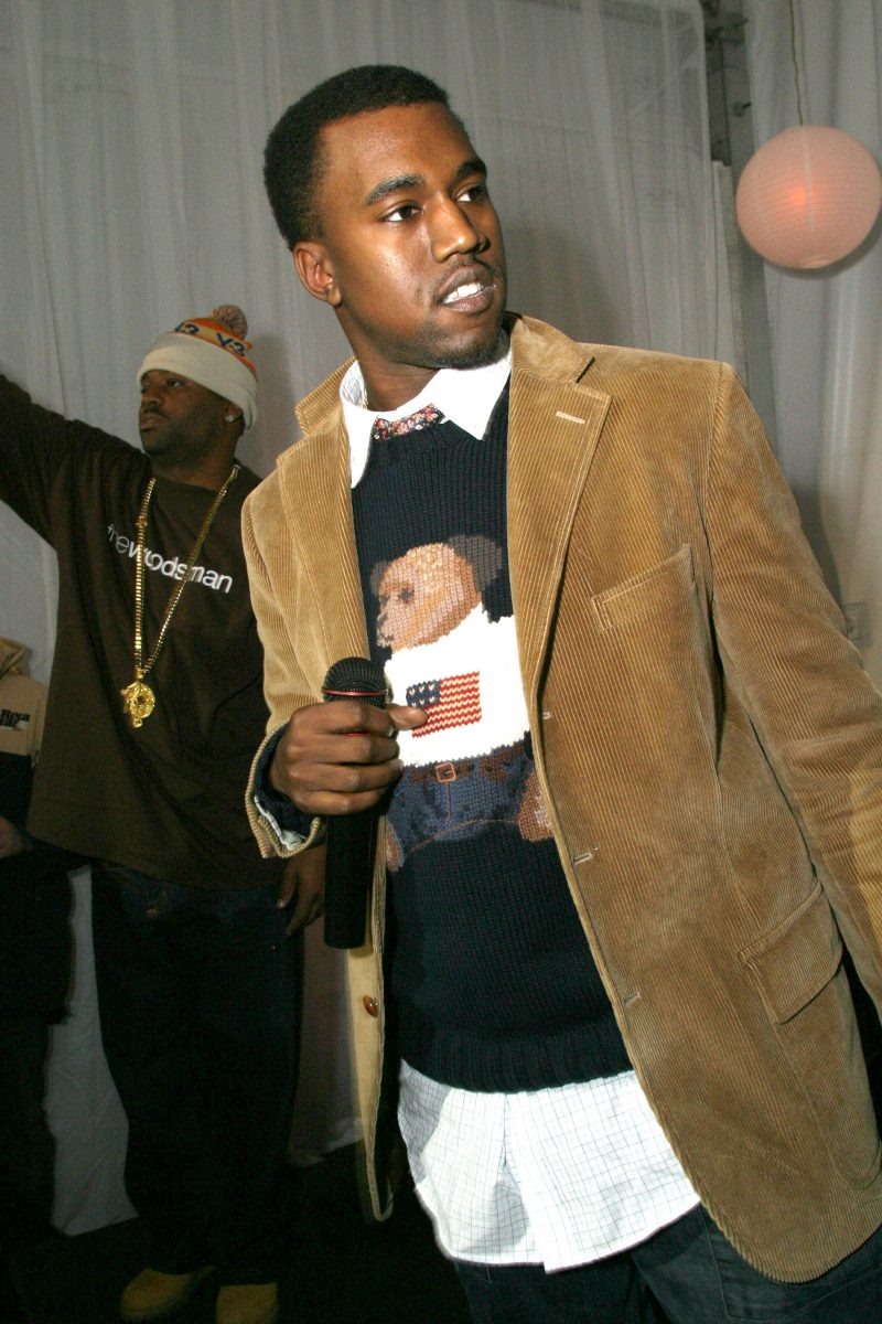 Kanye West (Photo by Mychal Watts/WireImage)