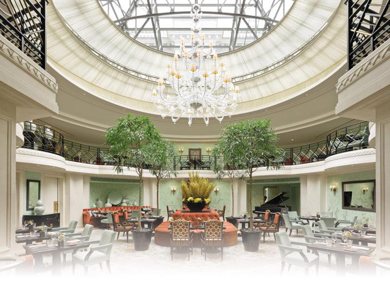 abeille-plein-ciel-shangri-hotel-paris-diner